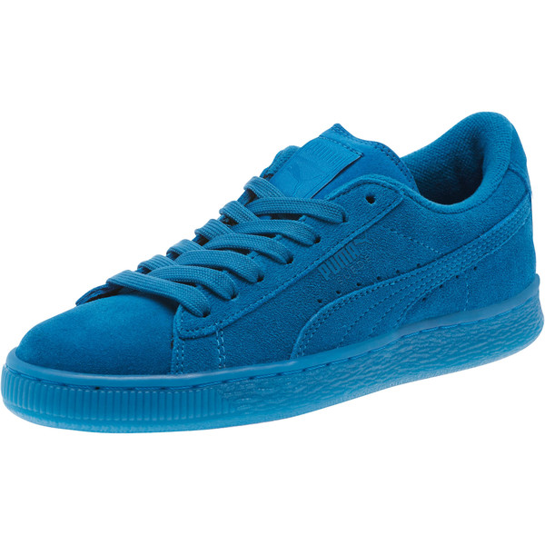 super popular 16042 f75b9 Suede Iced Sneakers JR