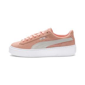 Suede Platform Women's Sneakers