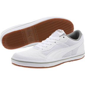 Thumbnail 2 of Astro Sala Men's Sneakers, Puma White-Puma White, medium