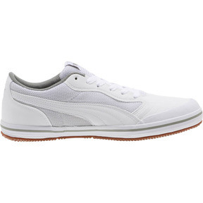 Thumbnail 3 of Astro Sala Men's Sneakers, Puma White-Puma White, medium