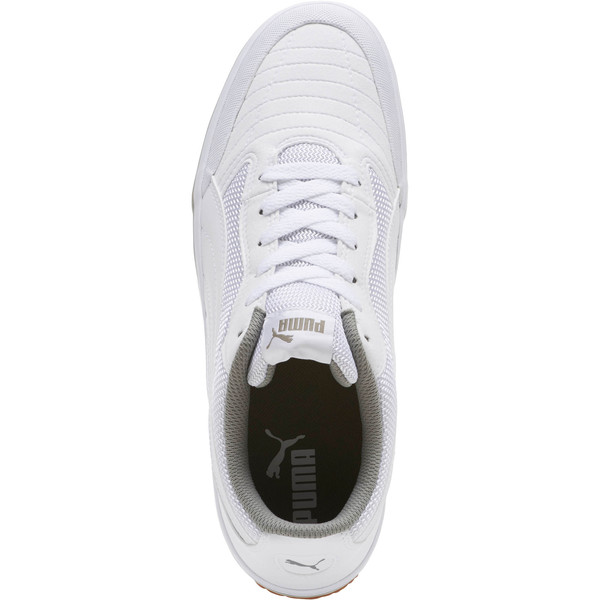 Astro Sala Men's Sneakers, Puma White-Puma White, large