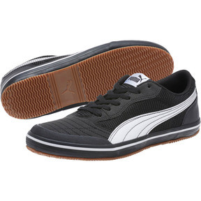 Thumbnail 2 of Astro Sala Men's Sneakers, Puma Black-Puma White, medium