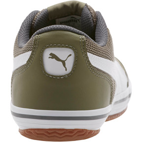 Thumbnail 4 of Astro Sala Men's Sneakers, Burnt Olive-Puma White, medium