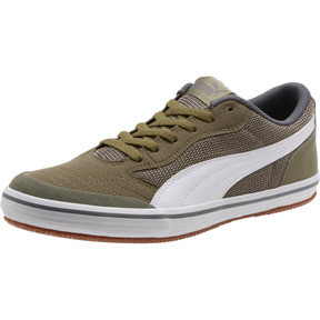 Thumbnail 1 of Astro Sala Men's Sneakers, Burnt Olive-Puma White, medium