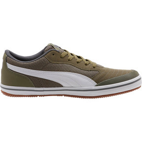 Thumbnail 3 of Astro Sala Men's Sneakers, Burnt Olive-Puma White, medium
