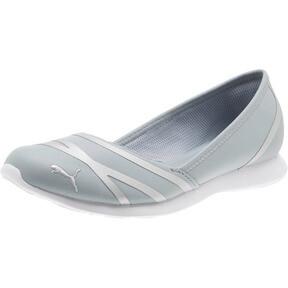 Thumbnail 1 of PUMA Vega Ballet Women's SL Shoes, Quarry-Puma Silver, medium