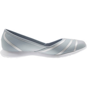 Thumbnail 3 of PUMA Vega Ballet Women's SL Shoes, Quarry-Puma Silver, medium