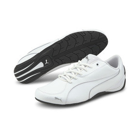 Thumbnail 2 of Drift Cat 5 Core Trainers, Puma White, medium