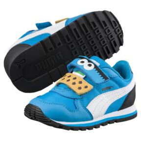 Sneaker ST Runner Sesame Street® Cookie Monster bambino
