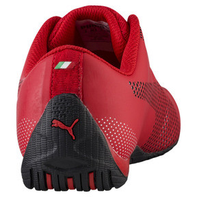 Thumbnail 4 of Scuderia Ferrari Drift Cat 5 Ultra Shoes JR, Rosso Corsa-Puma White, medium