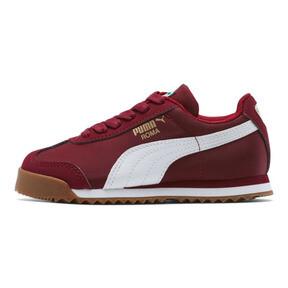 Miniatura 1 de Zapatos Roma Basic Summer para niño pequeño, Rhubarb-Puma White, mediano