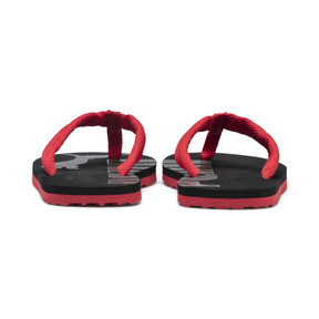 Thumbnail 3 of Epic Flip v2Preschool Kids' Trainers, High Risk Red-Puma Black, medium