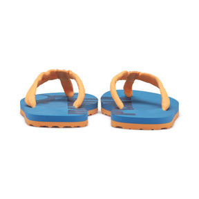 Thumbnail 3 of Epic Flip v2Preschool Kids' Trainers, Orange Pop-Indigo Bunting, medium