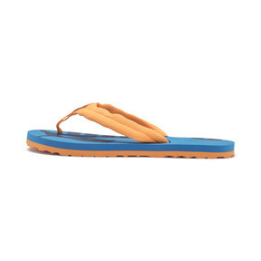 Thumbnail 1 of Epic Flip v2Preschool Kids' Trainers, Orange Pop-Indigo Bunting, medium