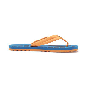 Thumbnail 5 of Epic Flip v2Preschool Kids' Trainers, Orange Pop-Indigo Bunting, medium