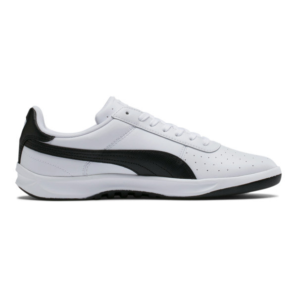 G. Vilas 2 Men's Sneakers, Puma White-Puma Black, large