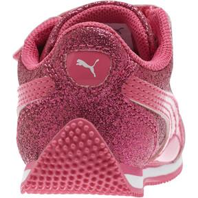 Thumbnail 4 of Steeple Glitz Glam Toddler Shoes, Fandango Pink, medium