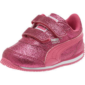 Thumbnail 1 of Steeple Glitz Glam Toddler Shoes, Fandango Pink, medium