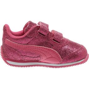 Thumbnail 3 of Steeple Glitz Glam Toddler Shoes, Fandango Pink, medium