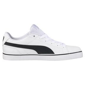 Thumbnail 5 of コートポイント VULC V2 スニーカー, Puma White-Puma Black, medium-JPN