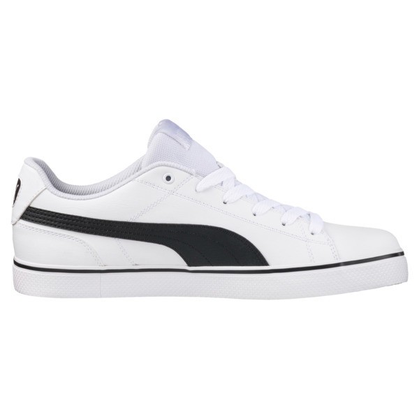 コートポイント VULC V2 スニーカー, Puma White-Puma Black, large-JPN