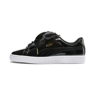 Görüntü Puma Basket Heart Patent Kadın Ayakkabı