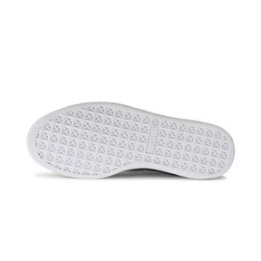 Thumbnail 3 of Basket Heart Patent Women's Sneakers, Puma Black-Puma Black, medium