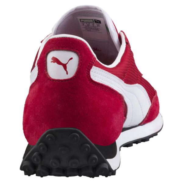Easy Rider Men's Sneakers, Barbados Cherry-Puma White, large