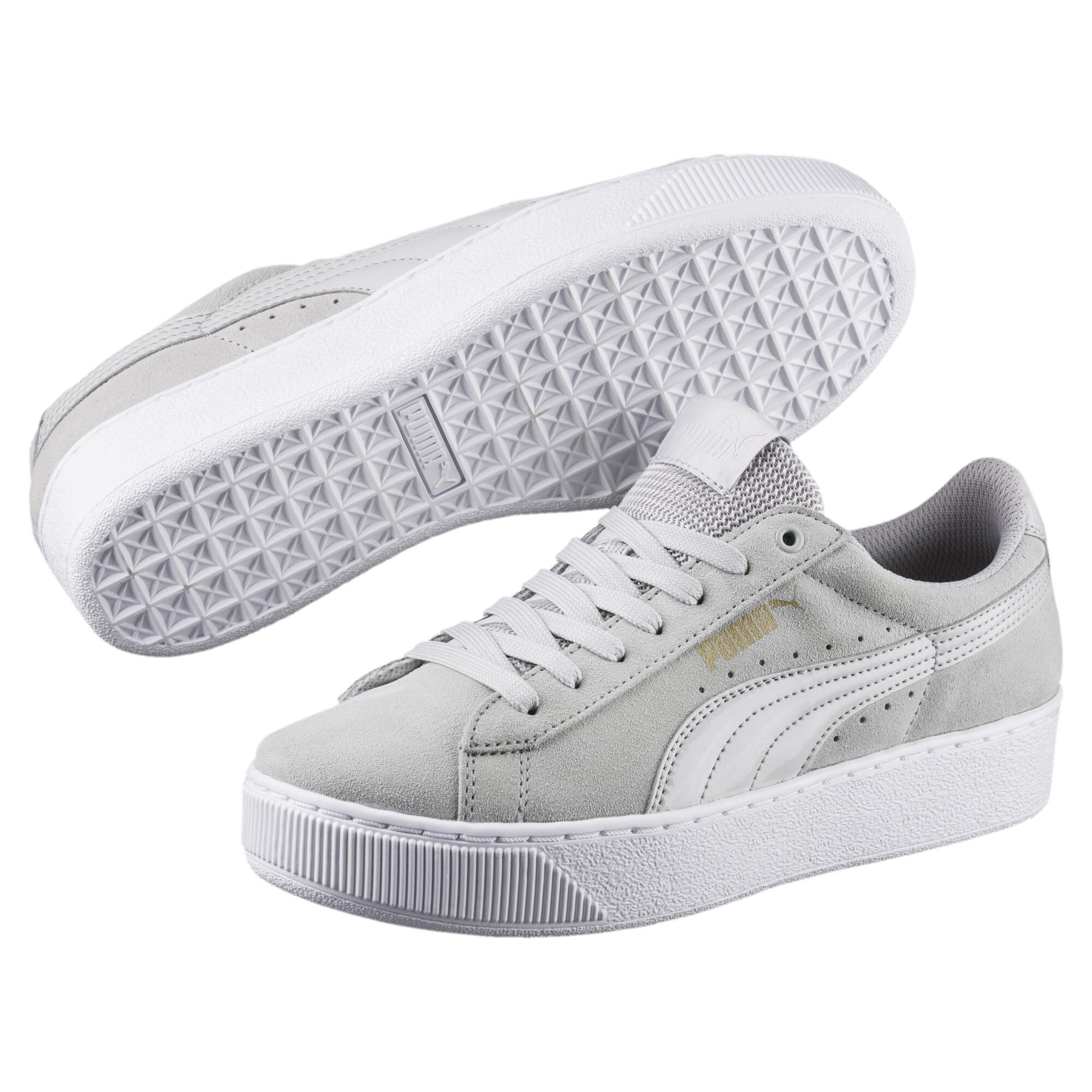 PUMA Vikky Platform Damen Sneaker Frauen Schuhe Basics Neu