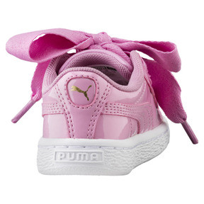 Thumbnail 3 of Basket Heart Babies' Sneakers, PRISM PINK-PRISM PINK, medium