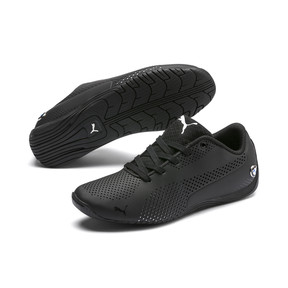 Thumbnail 2 of BMW Motorsport Drift Cat 5 Ultra Kids' Trainers, Anthracite-Puma White, medium