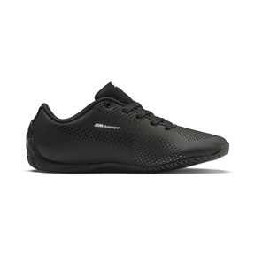 Thumbnail 5 of BMW Motorsport Drift Cat 5 Ultra Kids' Trainers, Anthracite-Puma White, medium