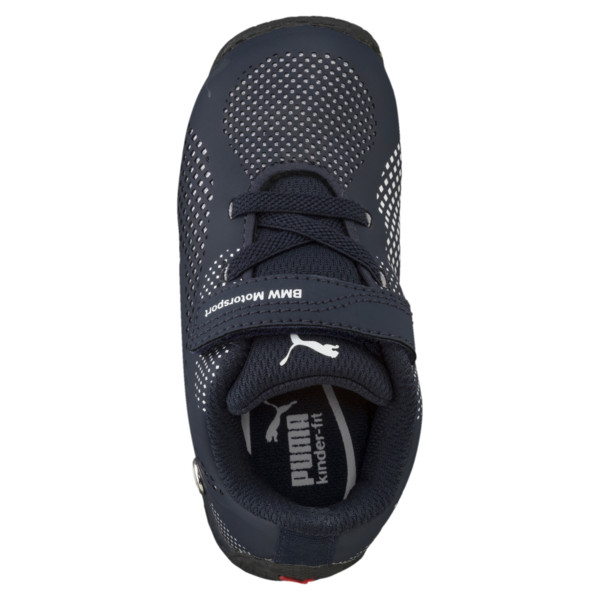 BMW MS Drift Cat 5 Ultra Shoes INF, Team Blue-Puma White, large