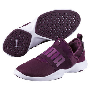 Thumbnail 2 of Dare Unisex Training Shoes, Dark Purple-Dark Purple, medium
