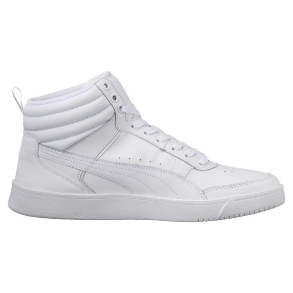 dd0435f9799 Rebound Street v2 Leather High Tops | PUMA Shoes | PUMA United Kingdom