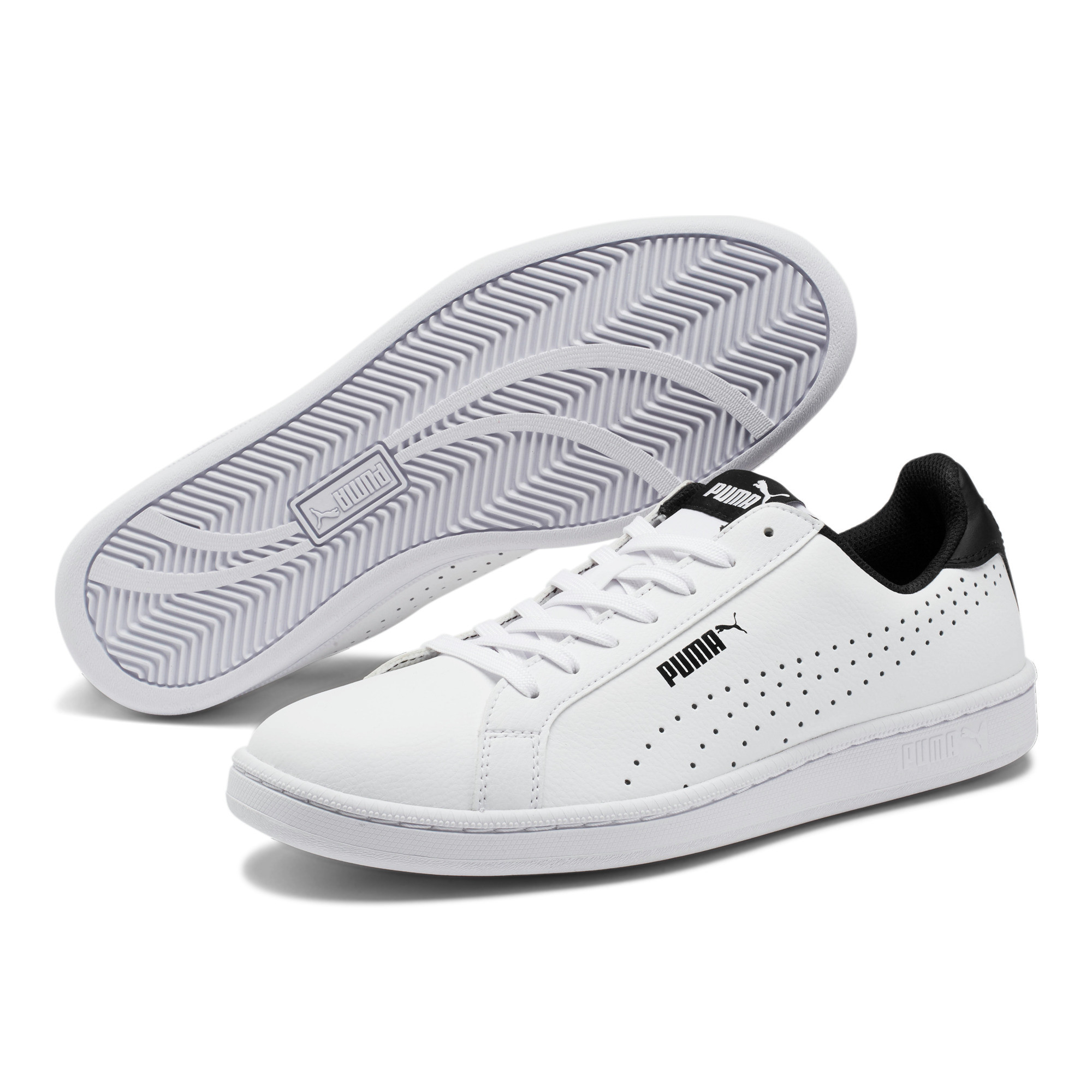 PUMA-PUMA-Smash-Perf-Men-039-s-Sneakers-Men-Shoe-Basics thumbnail 12
