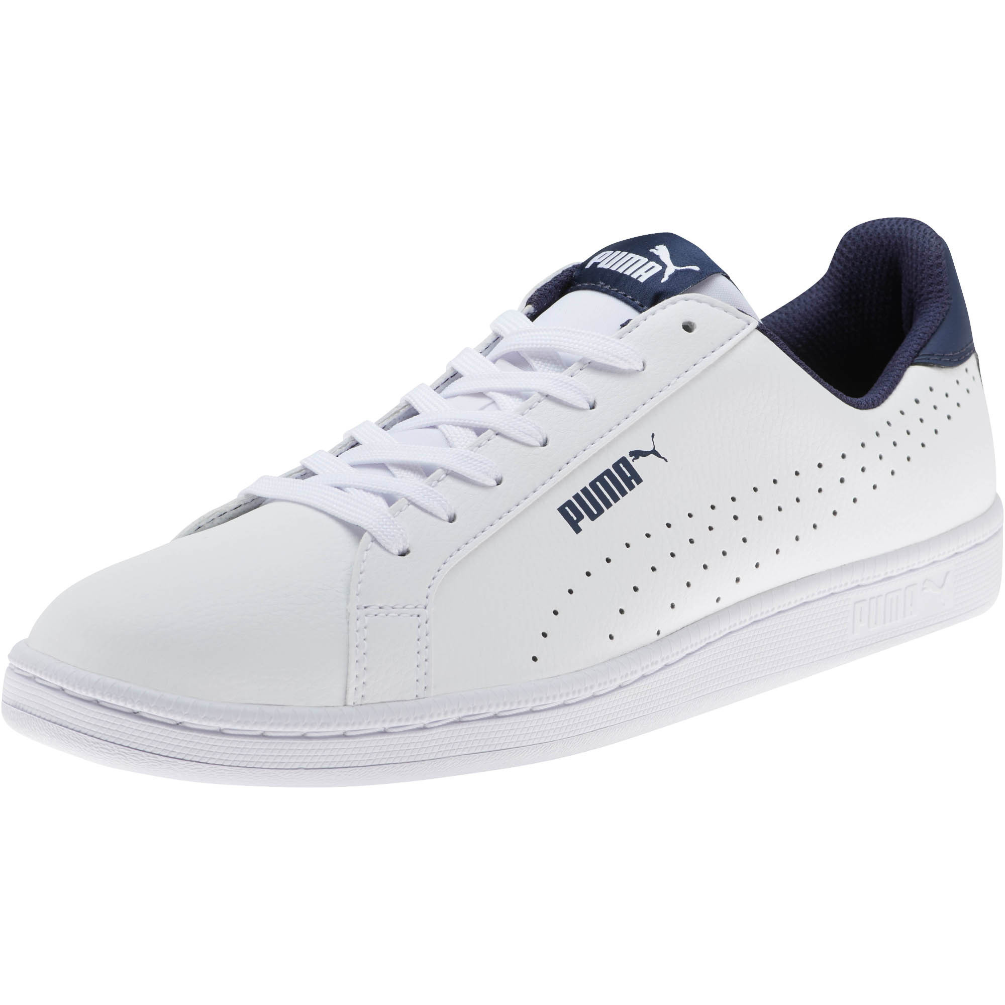 PUMA-PUMA-Smash-Perf-Men-039-s-Sneakers-Men-Shoe-Basics thumbnail 4