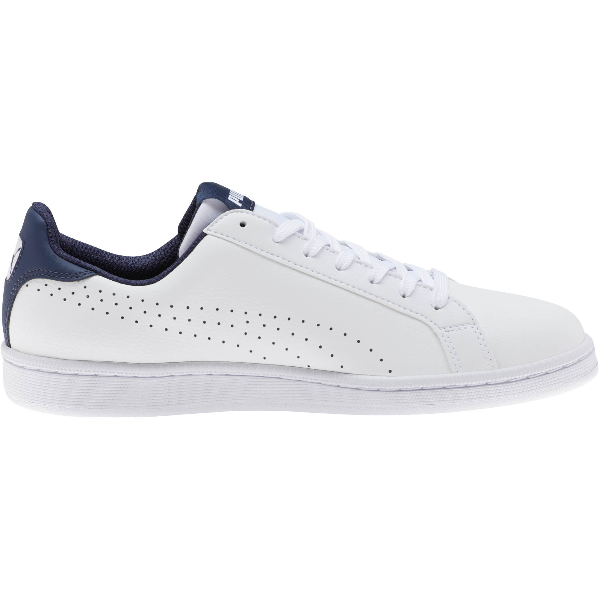 PUMA-PUMA-Smash-Perf-Men-039-s-Sneakers-Men-Shoe-Basics thumbnail 5