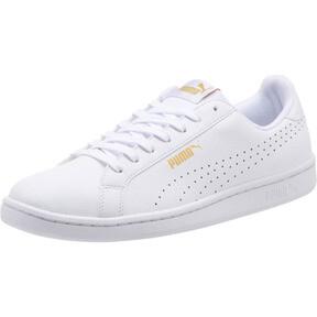 Thumbnail 1 of Smash Perf Sneakers, Puma White-Puma White, medium