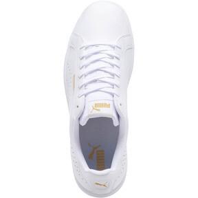 Thumbnail 5 of Smash Perf Sneakers, Puma White-Puma White, medium