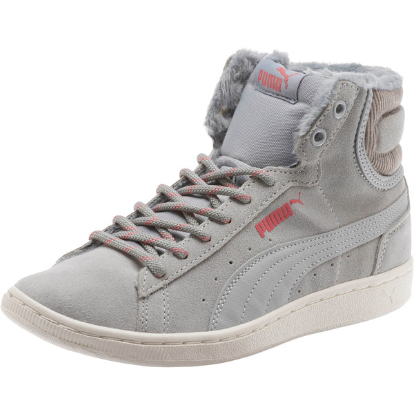 48259bb475c Vikky Mid Corduroy Women's High Top Sneakers