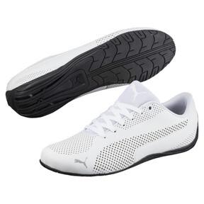 Thumbnail 2 of Drift Cat Ultra Reflective Men's Shoes, Puma White-Puma Black, medium