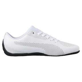 Thumbnail 3 of Drift Cat Ultra Reflective Men's Shoes, Puma White-Puma Black, medium