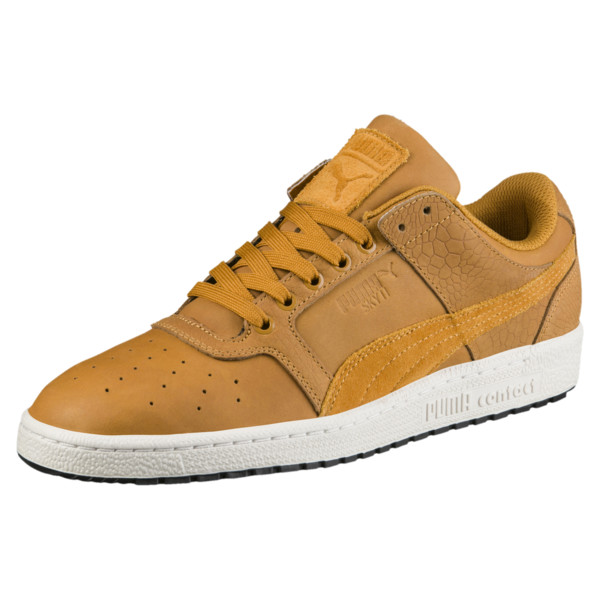 8649046f64 Sky II Lo Colorblock Leather Sneakers