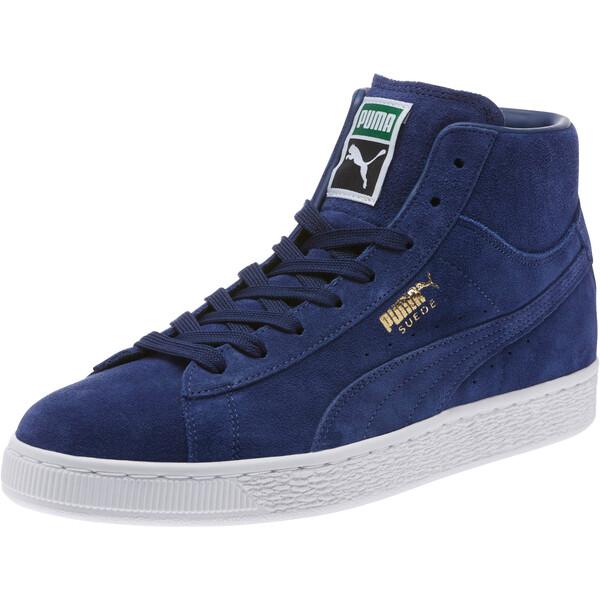 3bbe7da73707d Suede Classic Mid Sneakers