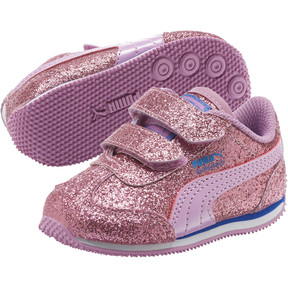 Thumbnail 2 of Whirlwind Glitz V Baby Sneakers, Smoky Grape-Smoky Grape, medium
