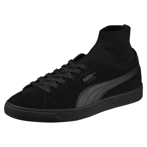 cfcf90fc Suede Classic Sock Sneakers