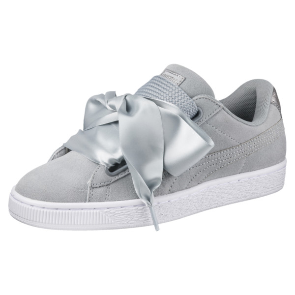 14abe99c1d Basket Heart Metallic Safari Women's Sneakers | PUMA Shoes | PUMA ...