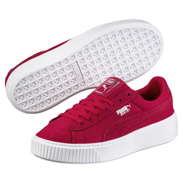 766e01ed Basket Platform DE Women's Sneakers