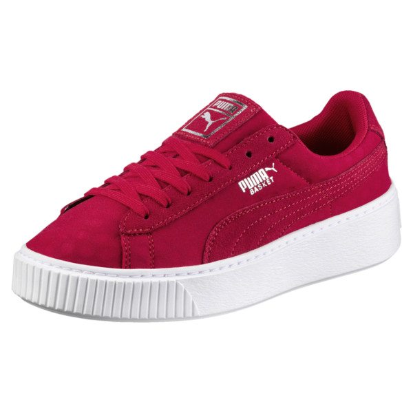 bc6e37085 Basket Platform DE Women's Sneakers | PUMA Shoes | PUMA United States